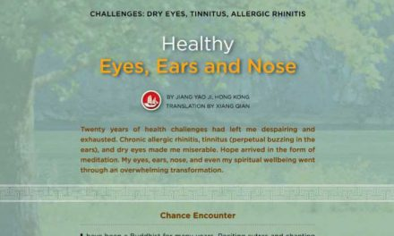 #20-Healthy Eyes, Ears and Nose