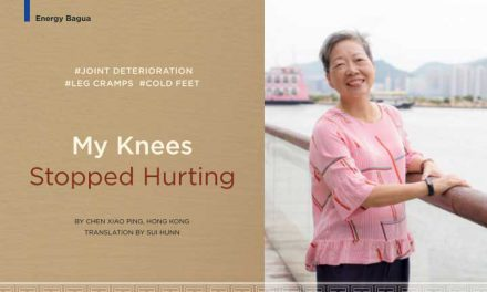 #26 – My Knees Stopped Hurting