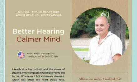 #26 –  Better Hearing, Calmer Mind