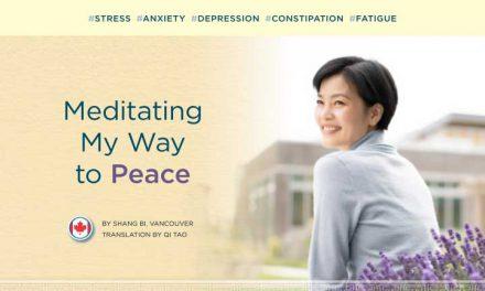 #26 – Meditating My Way to Peace