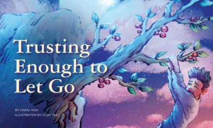 #26 – Trusting Enough to Let Go