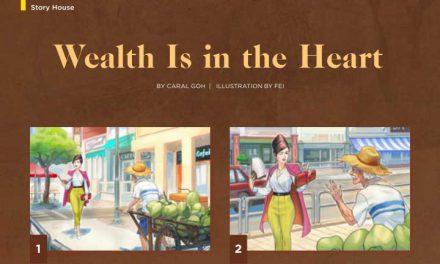 #26 – Wealth Is in the Heart