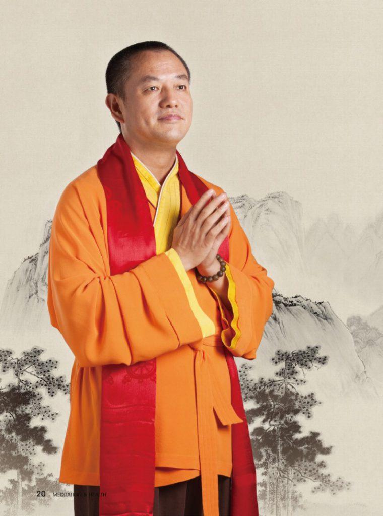 #13-Who is Meditation Grandmaster JinBodhi?