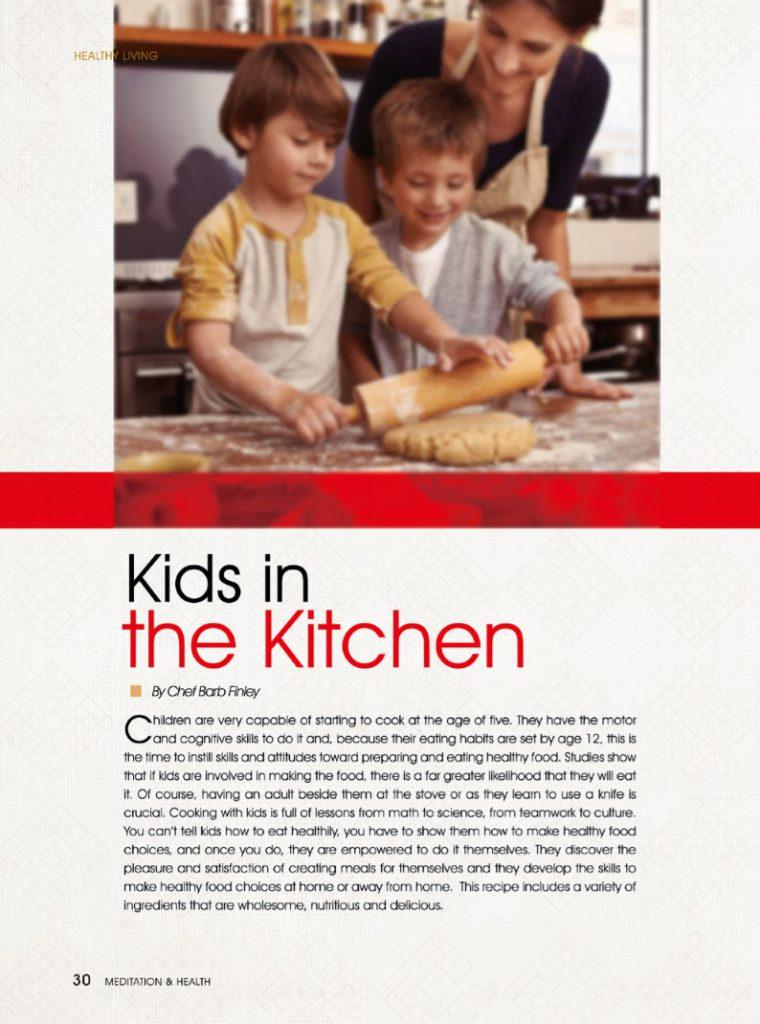 #13-Kids in the Kitchen