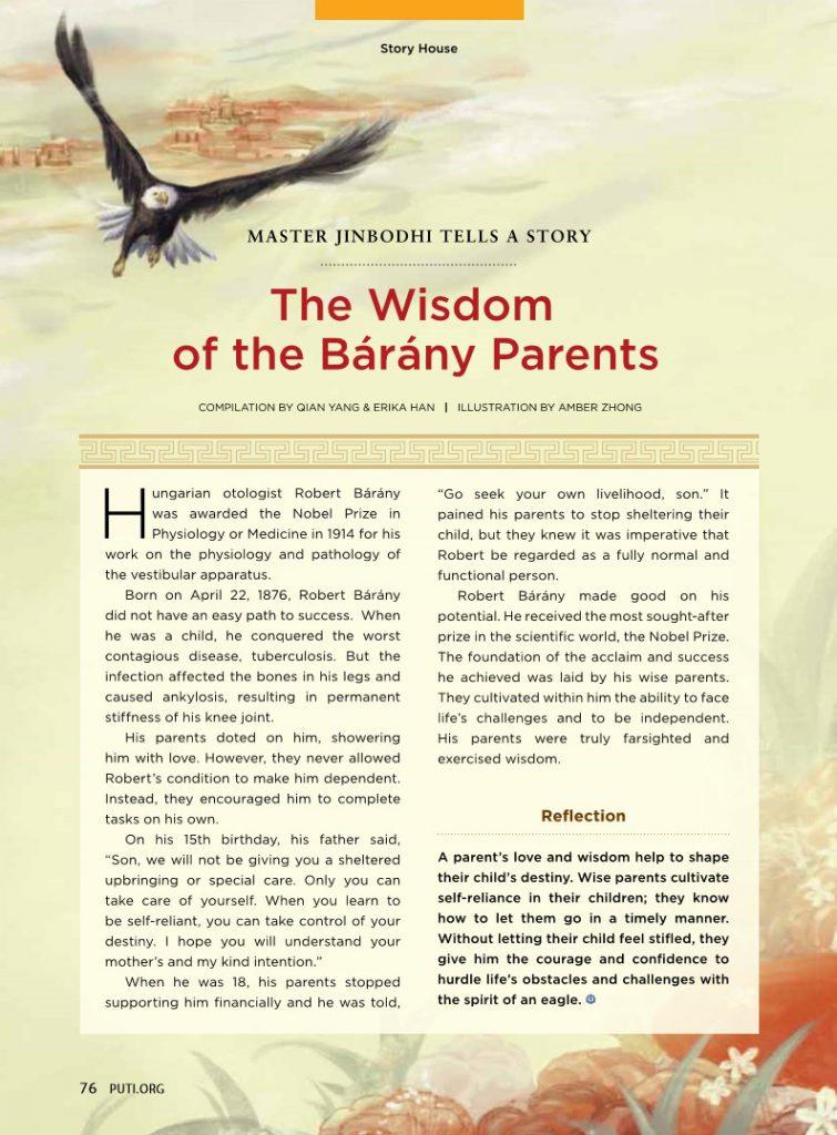 #17-The Wisdom of the Bárány Parents