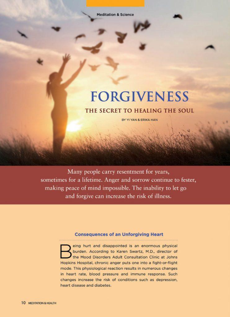 #19-Forgiveness The Secret to Healing the Soul