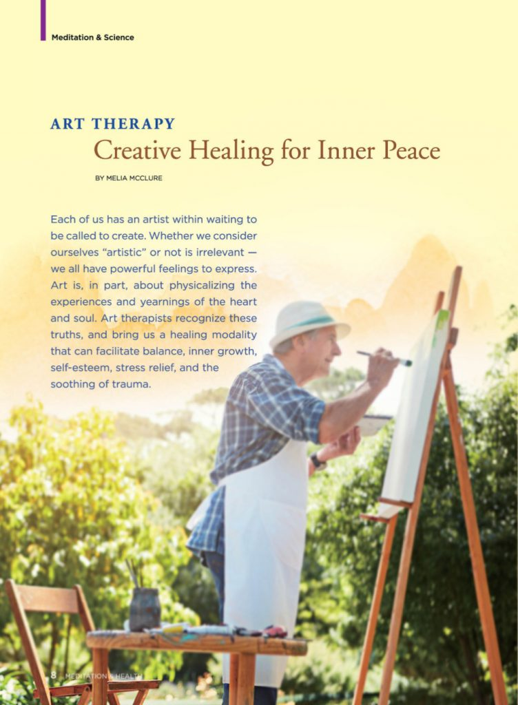 #20-Art Therapy Creative Healing for Inner Peace