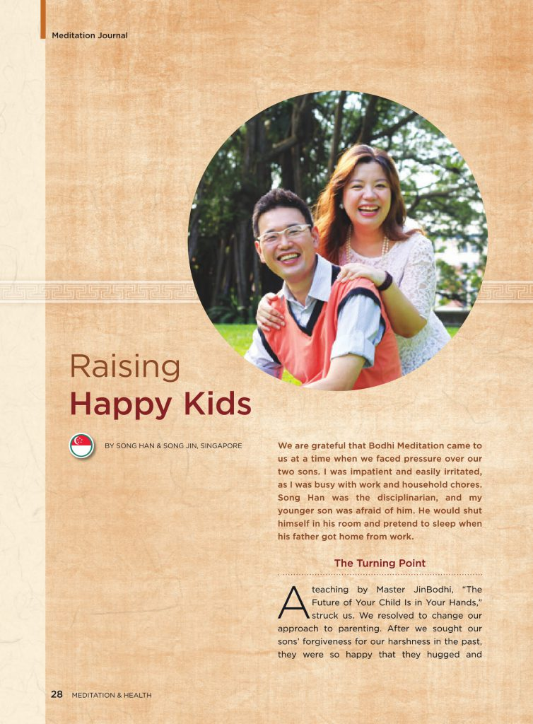 #22- Raising Happy Kids