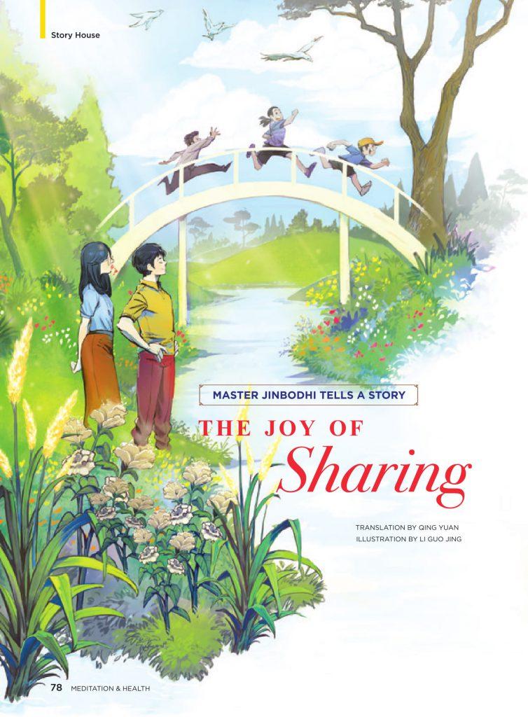 #22- The Joy of Sharing