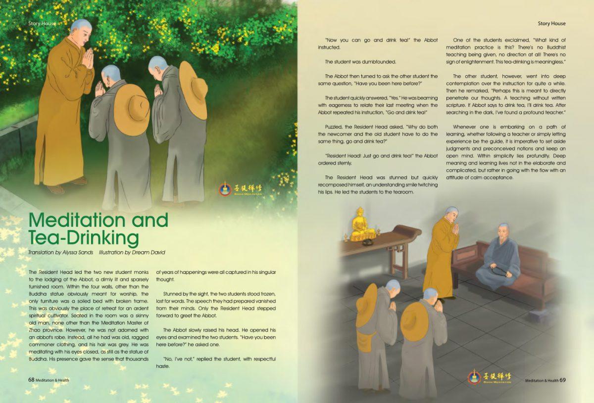#9-Meditation and Tea-Drinking