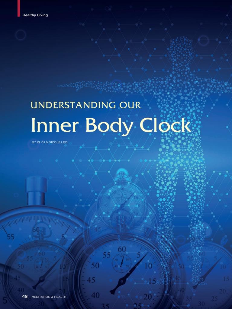 #24 – Understanding Our Inner Body Clock