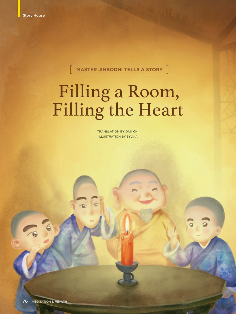 #24 – Filling a Room, Filling the Heart