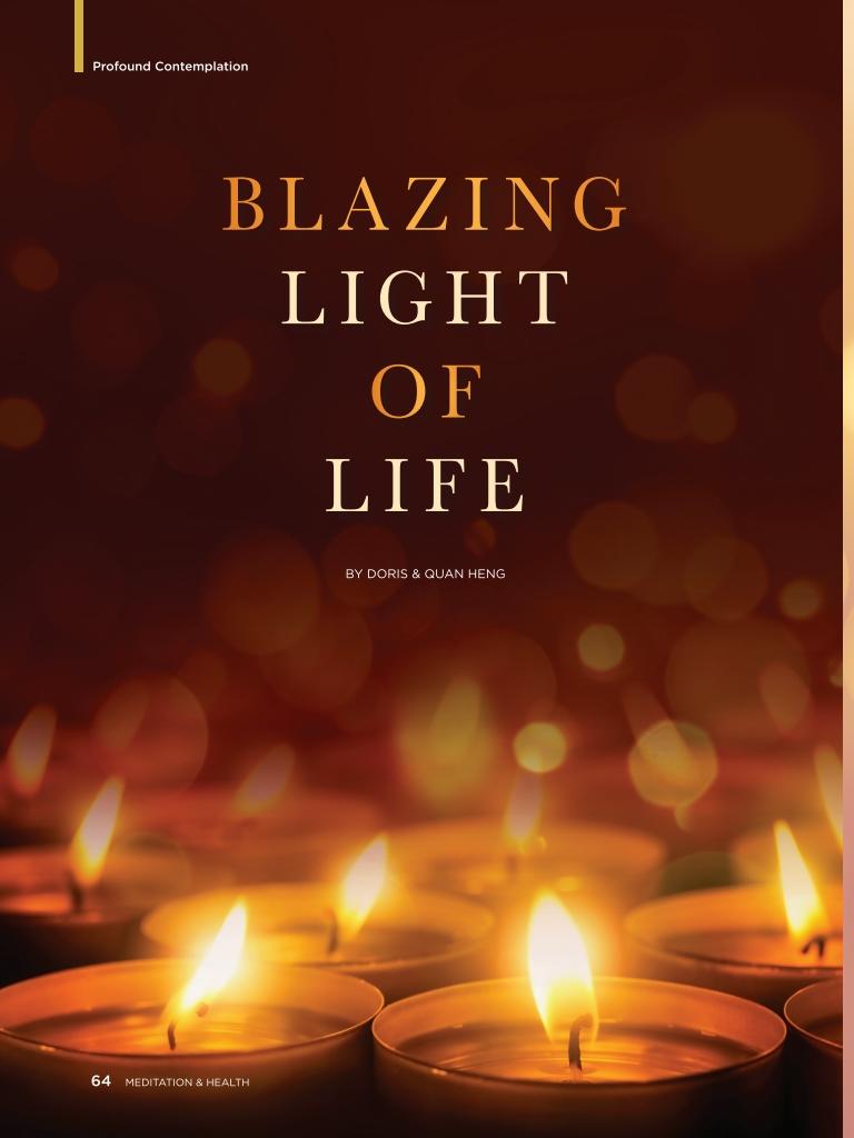 #25 – Blazing Light of Life