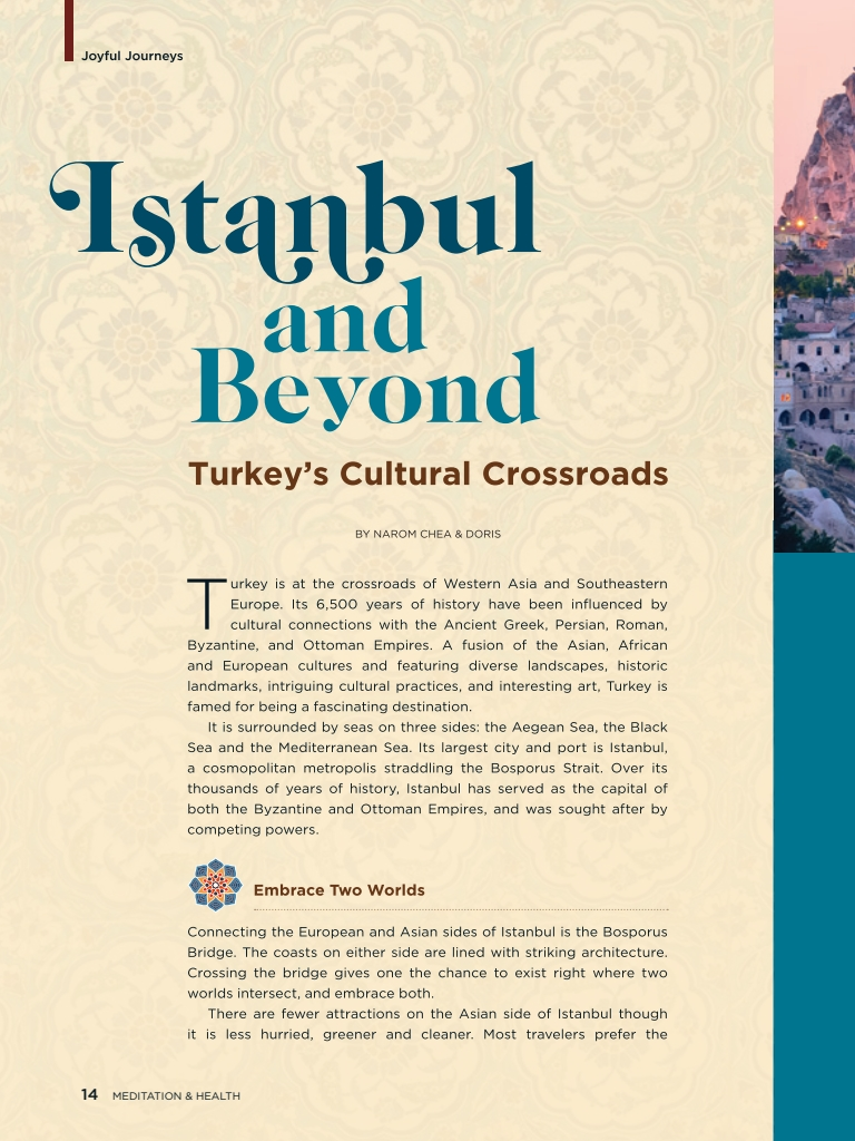 #26 – Istanbul and Beyond