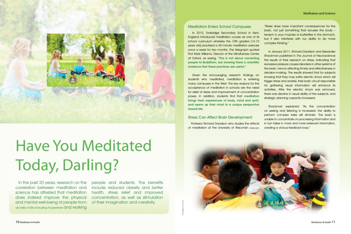 #5 – Have You Meditated Today Darling